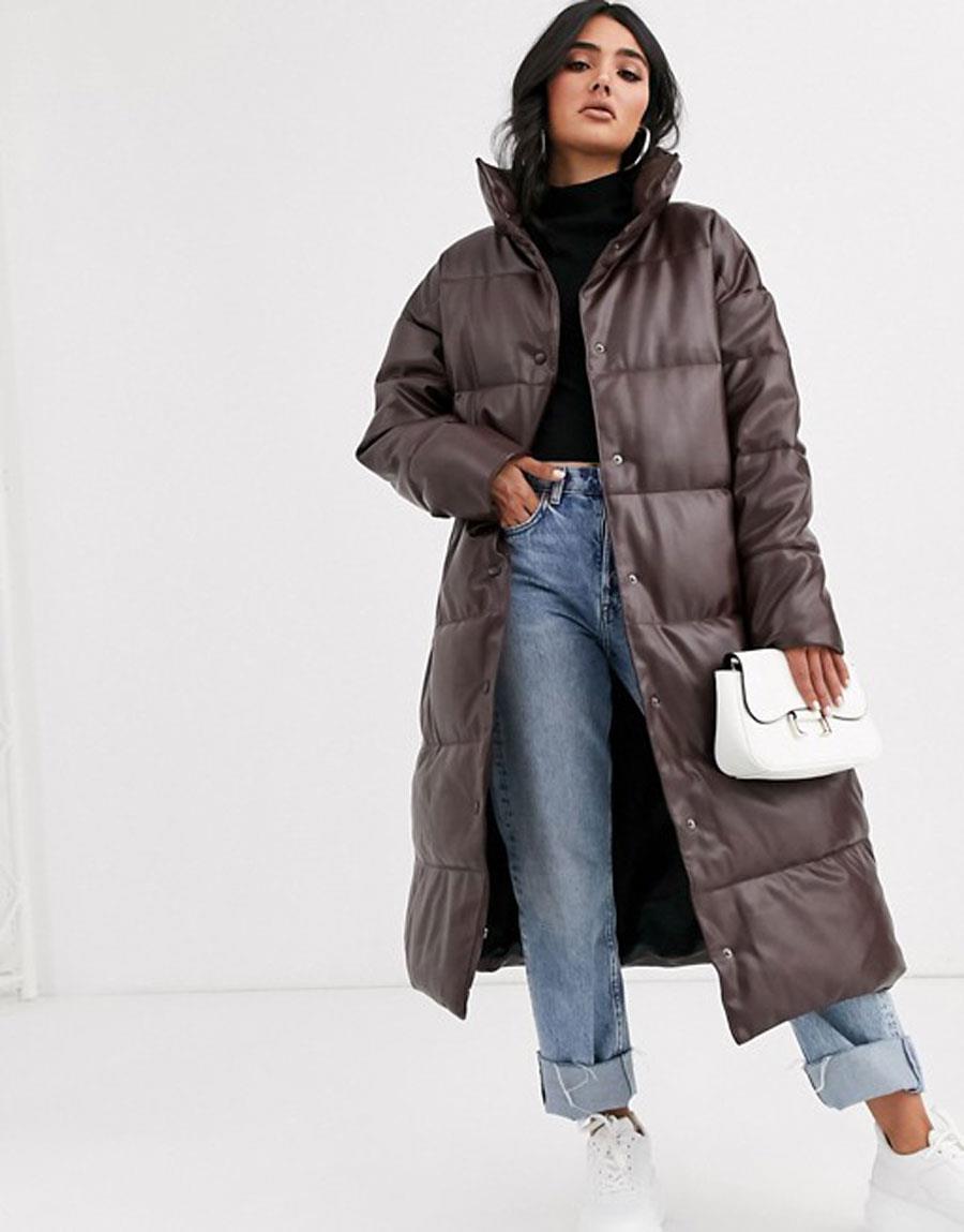 por favor no lo hagas Redondo comentarista  Plumas mujer o plumíferos: cómo llevar el abrigo del invierno 2020 con  estilo