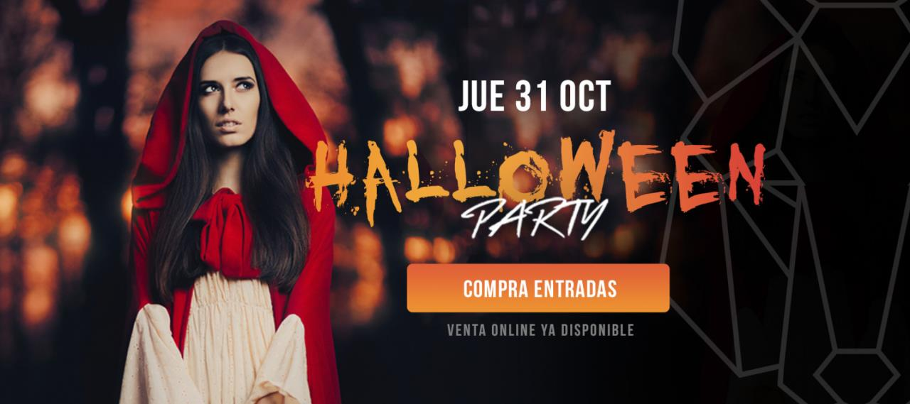 HALLOWEEN WOLF PARTY '19 (BARCELONA)(1). HALLOWEEN WOLF PARTY '19 (BARCELONA)