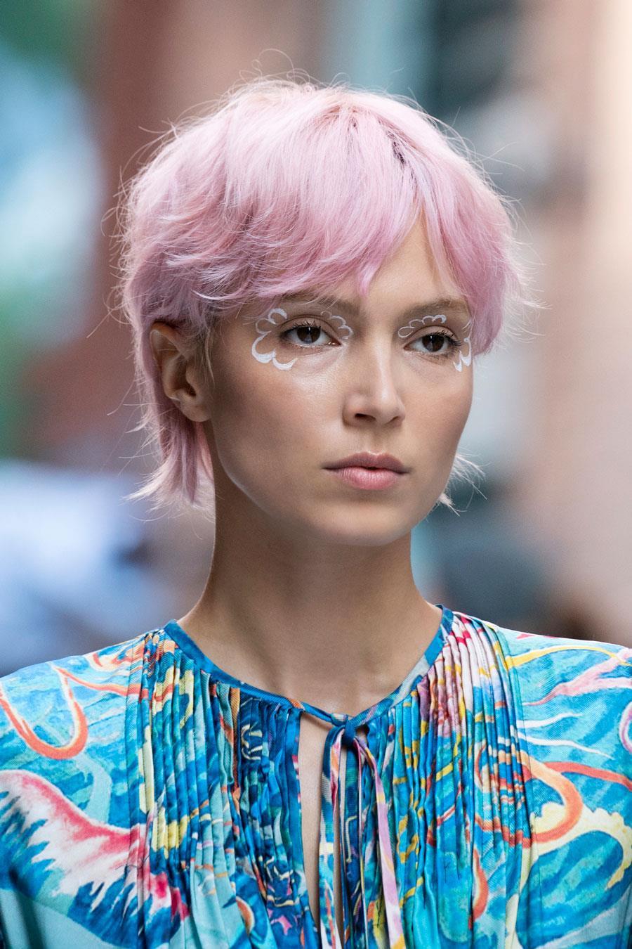 Colores de temporada para el pelo 2020