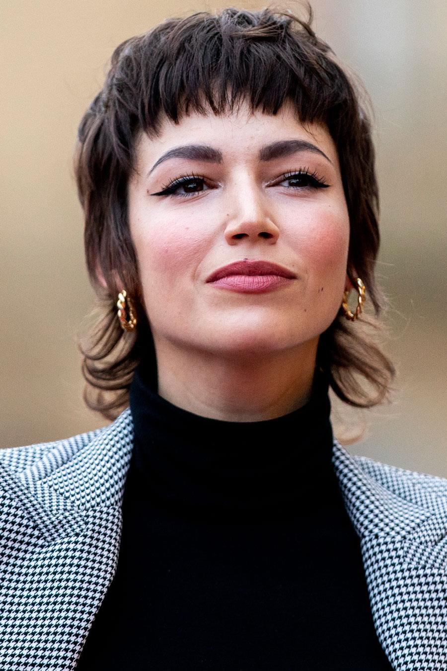 Cortes de pelo mujer de invierno 2020 inspirado por