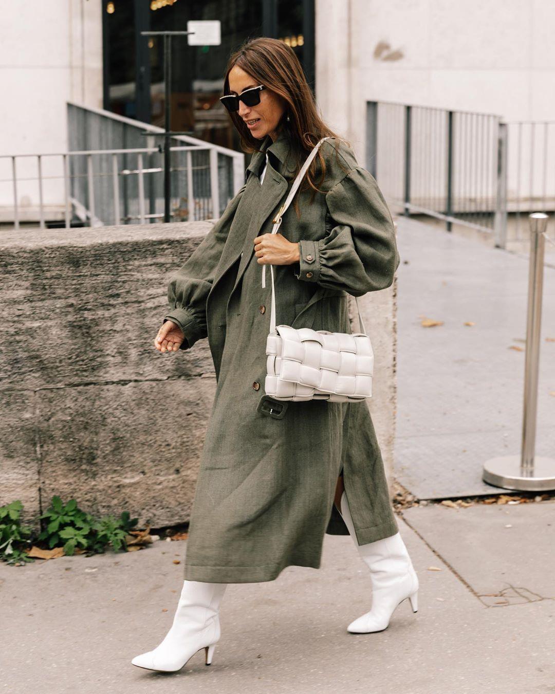 Abrigos de moda invierno 2020 de Zara, Mango, Shein según
