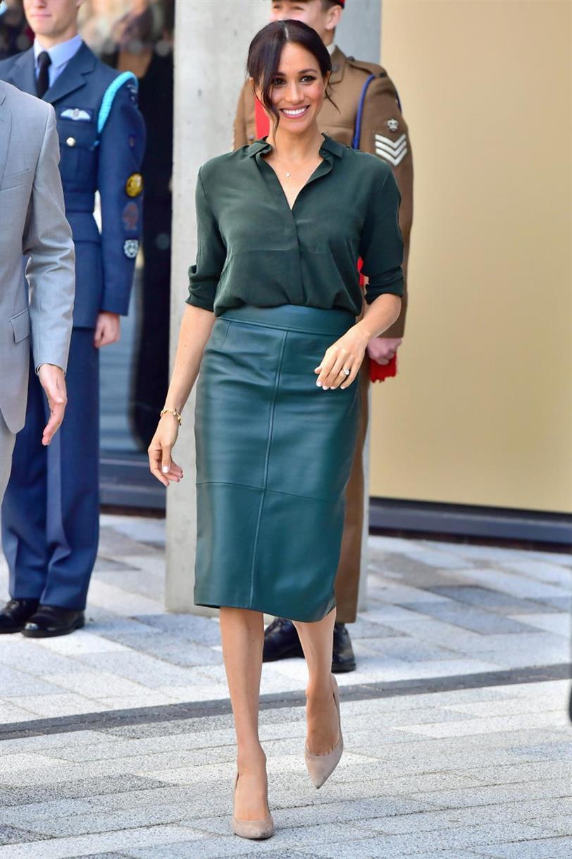 Tendencia 2020-2021: faldas de cuero | Beni Room