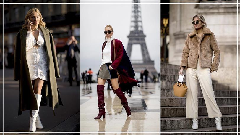 Colores de moda invierno 2020: cómo combinarlos y parecer