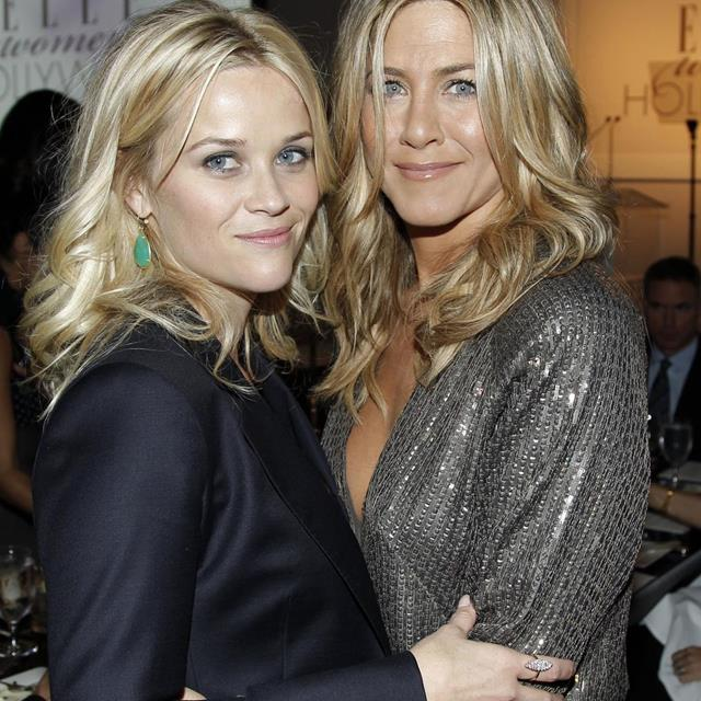 ¿Jennifer Aniston y Reese Witherspoon a juego?