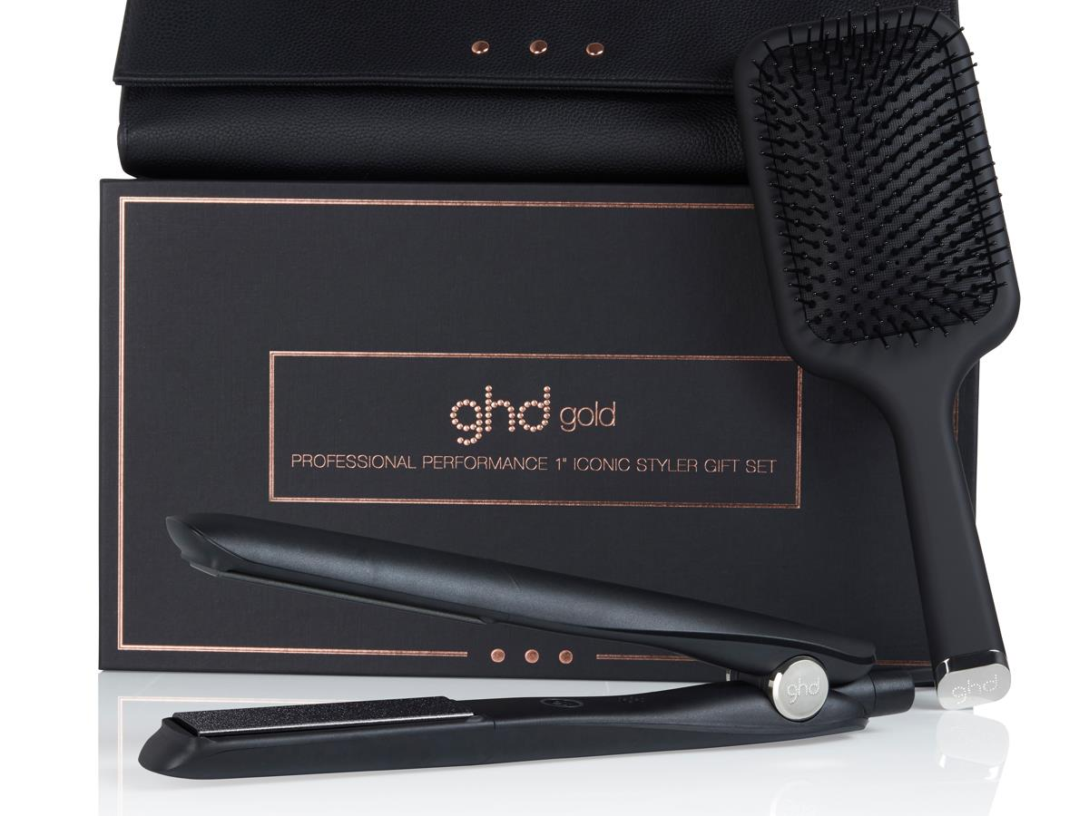 pack-regalo-gold-ghd-plancha-cepillo