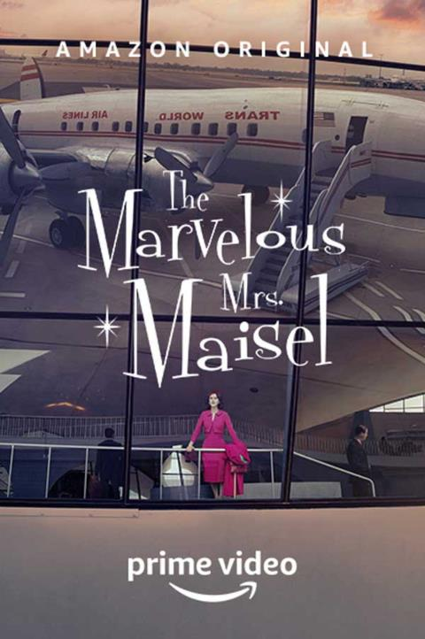 THE MARVELOUS MRS. MAISEL (T3)(1). THE MARVELOUS MRS. MAISEL (T3)