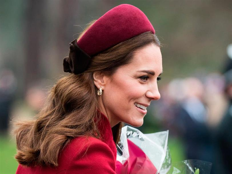 Kate Middleton diadema