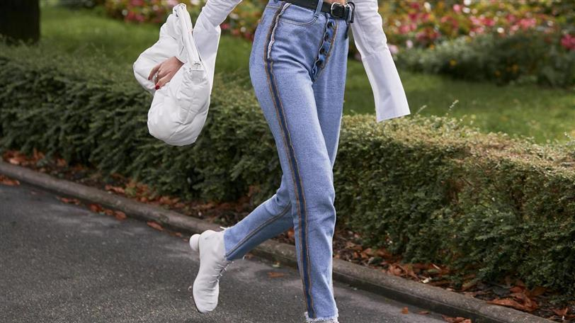 Pantalones vaqueros mujer de moda 2020: slouchy, culotte
