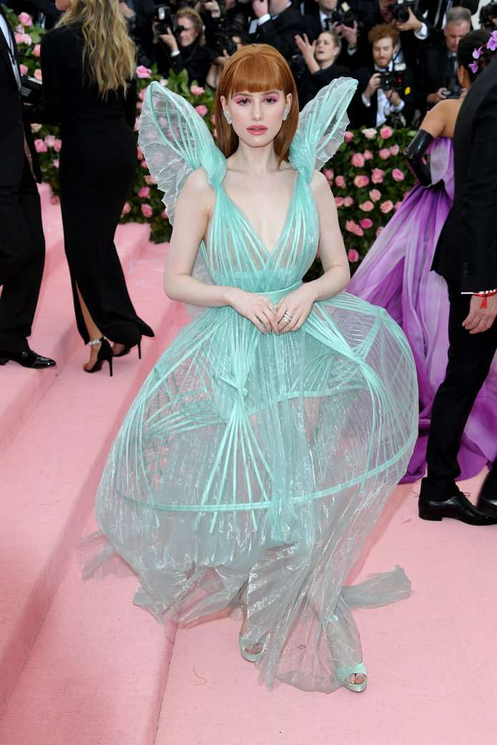 madelaina petsch KARWAI TANG GETTY IMAGES