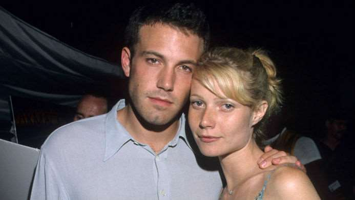 Gwyneth Paltrow y Ben Affleck
