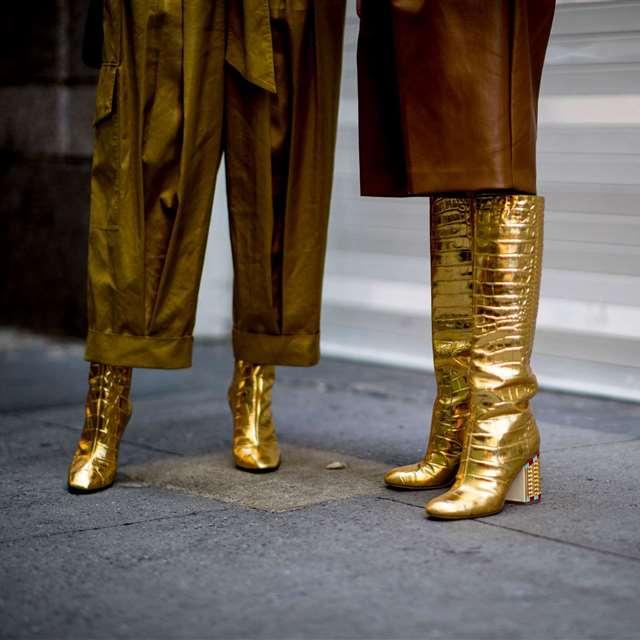 Zapatos de moda 2020 (Tendencias & Shopping) InStyle