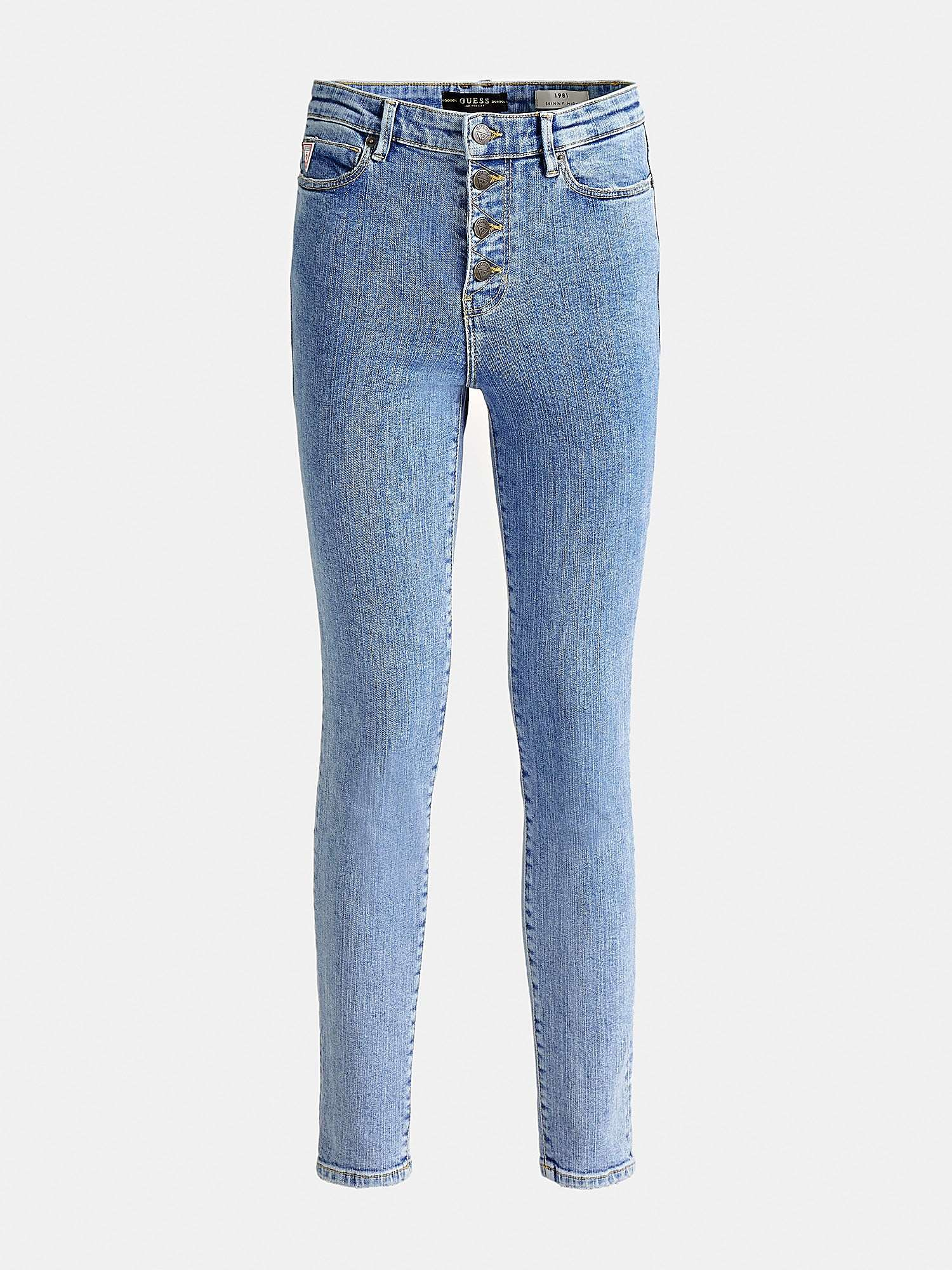Jeans pitillo, Guess
