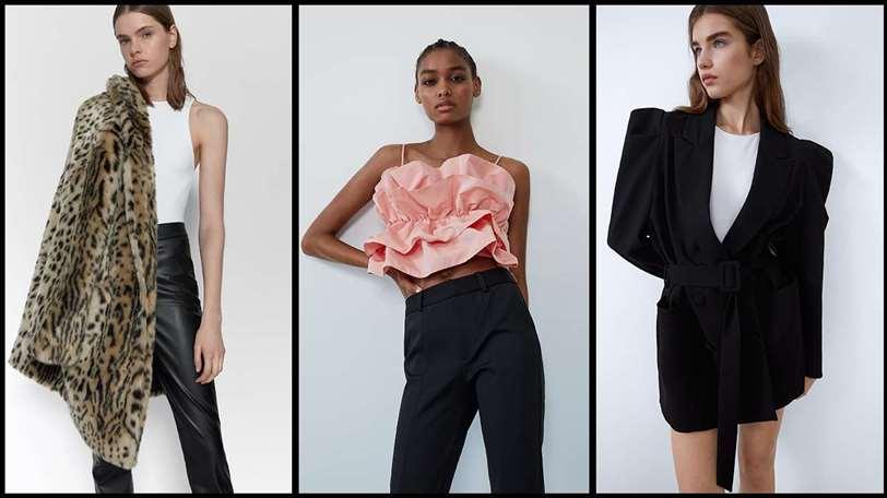 Shopping: 10 prendas de Zara donde las mangas tienen algo