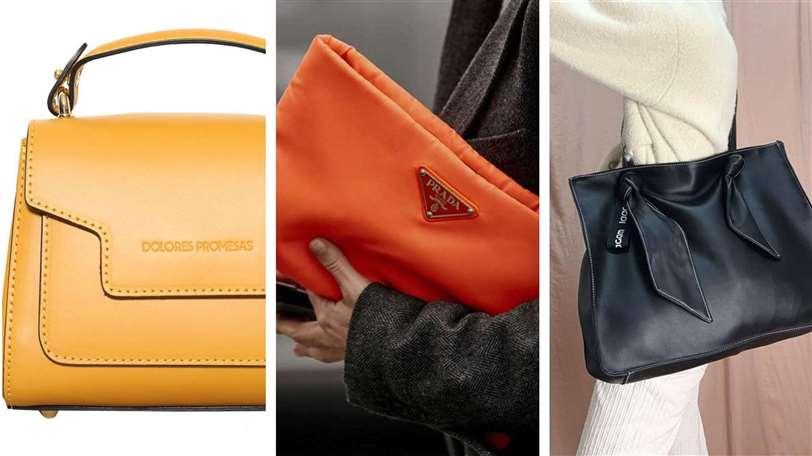 Bolso de mano de cuero para mujer, bolso cuadrado con asa superior, bolso grande de lujo para mujer