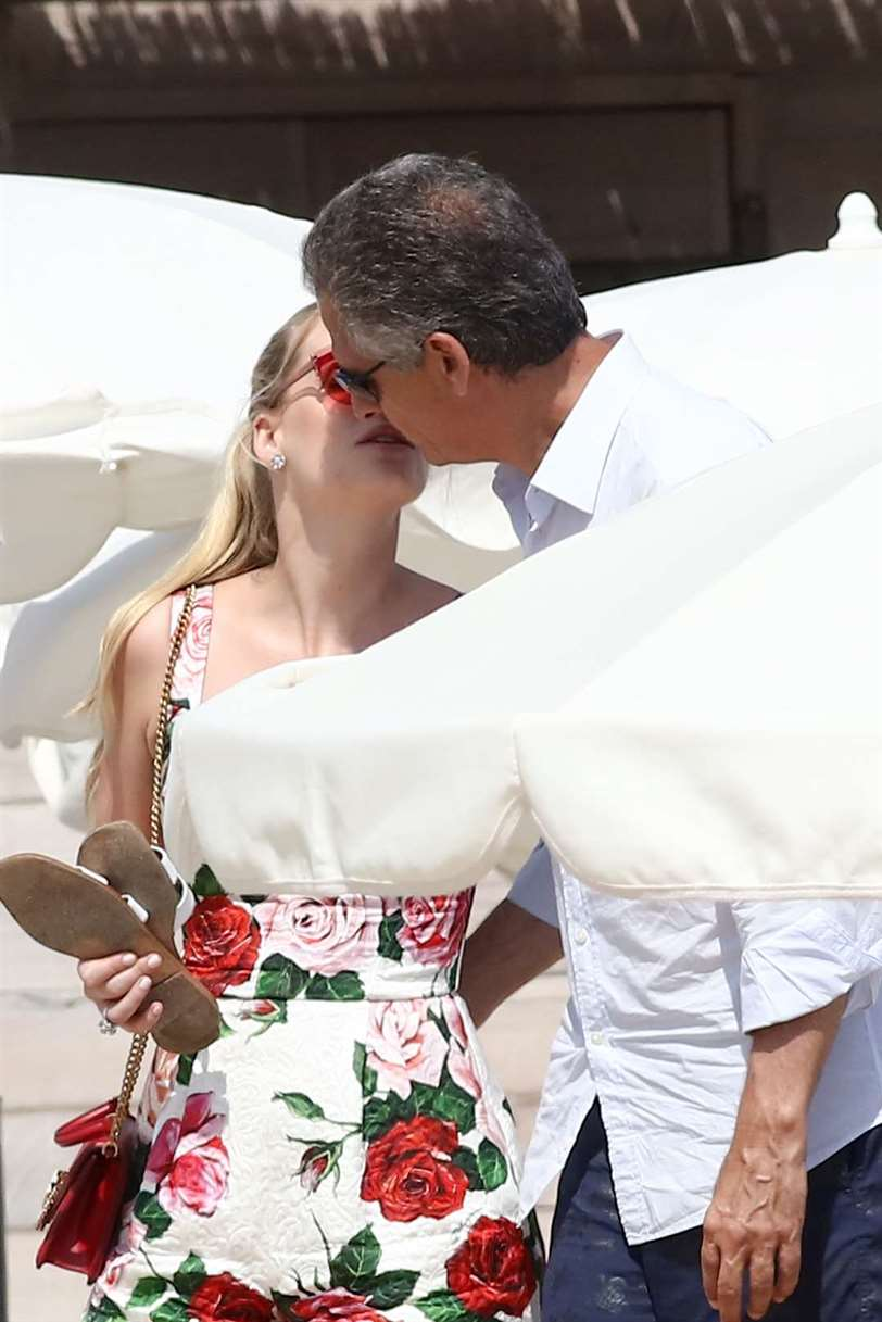 kitty spencer y michael lewis