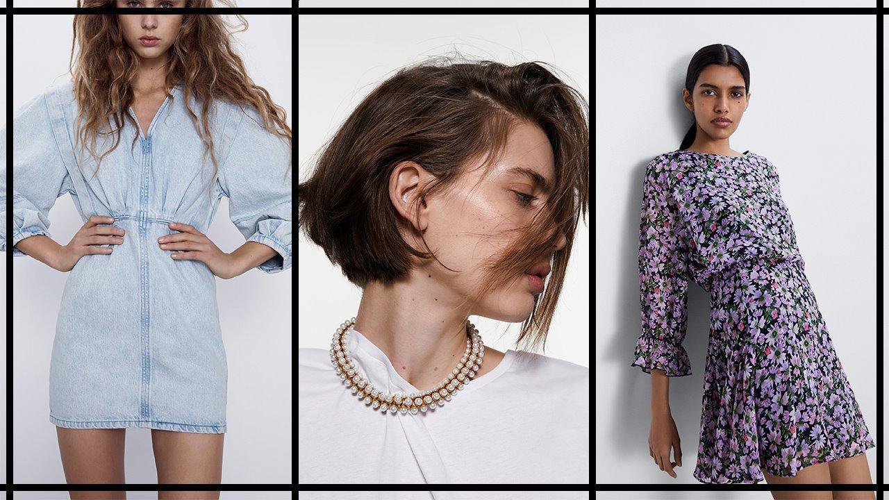 Zara Coleccion Primavera 2020 10 Tendencias En Vestidos Pantalones Zapatos