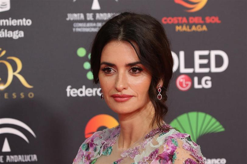 El look beauty de Penélope Cruz