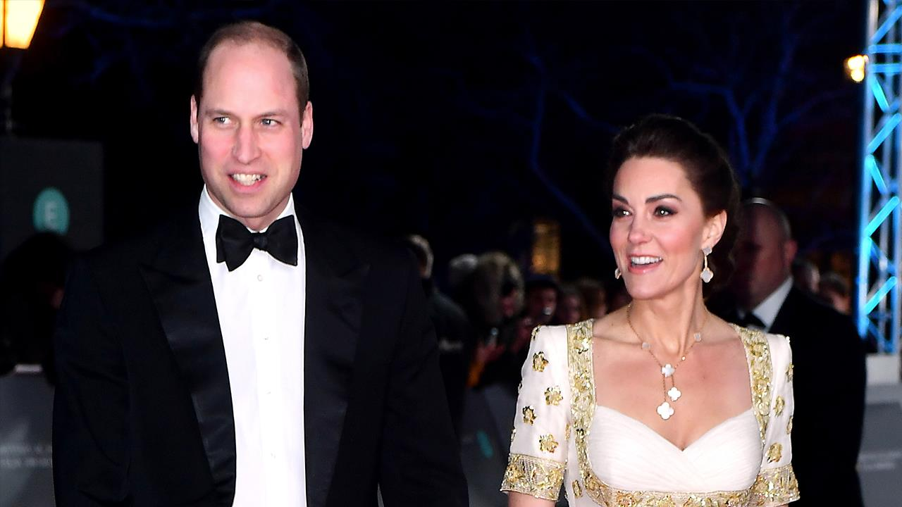 Kate Middleton y príncipe Guillermo