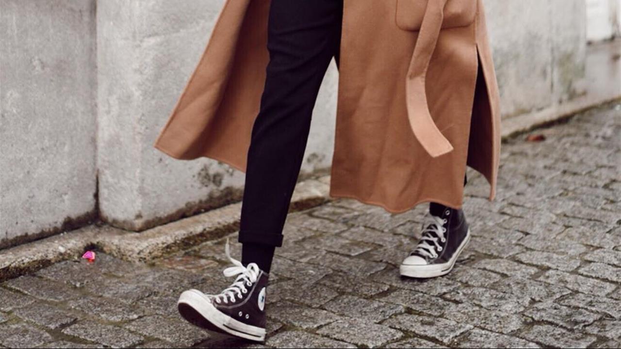 Rico Pogo stick jump Fraude  Zapatillas Converse altas o bajas: las que mejor quedan con tus look moda  2020