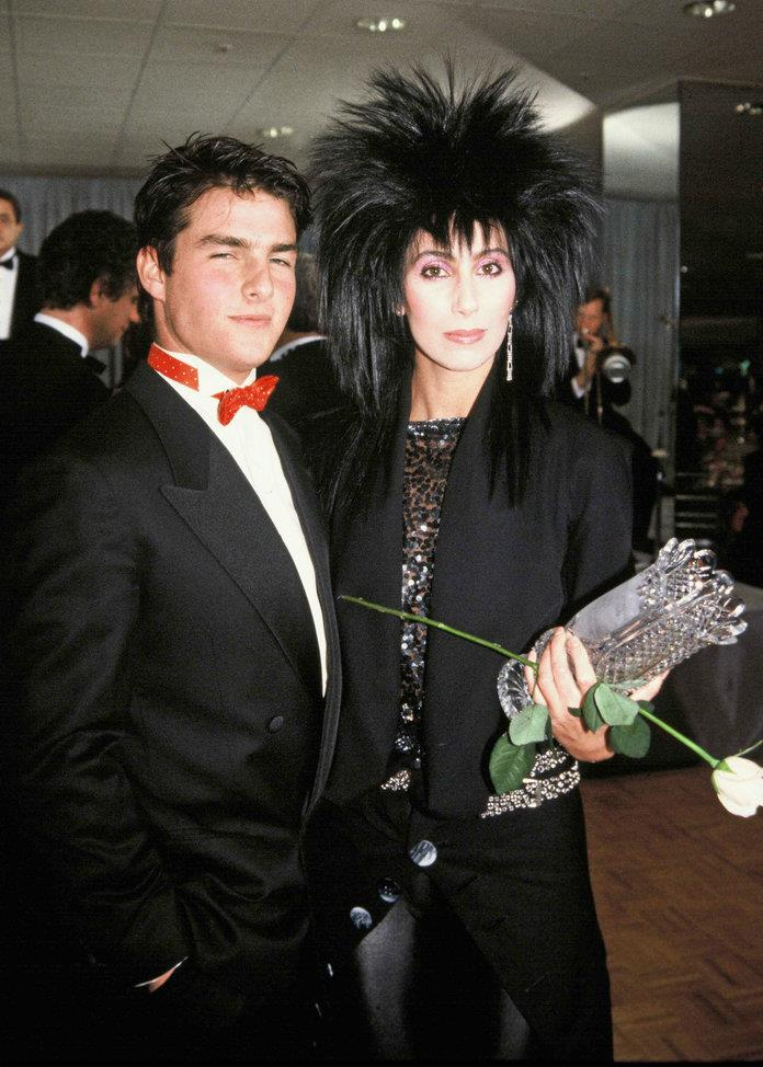 Tom Cruise y Cher