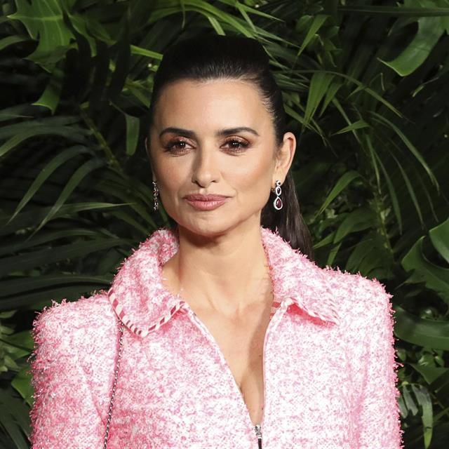 Penélope Cruz elige Chanel para la fiesta antes de los Oscar