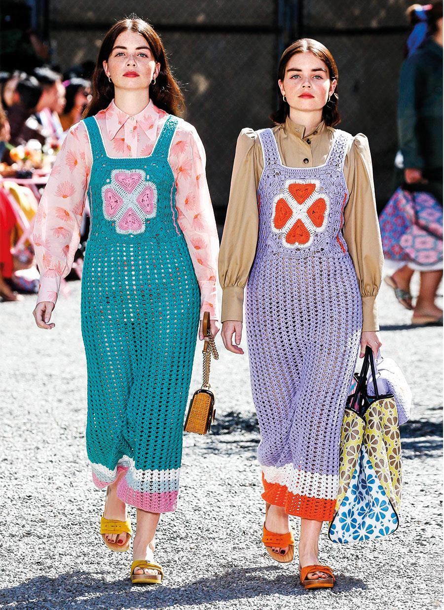 Volcán camuflaje Correctamente  Ropa vintage de moda primavera-verano 2020: tendencias años 60, 70 y 80