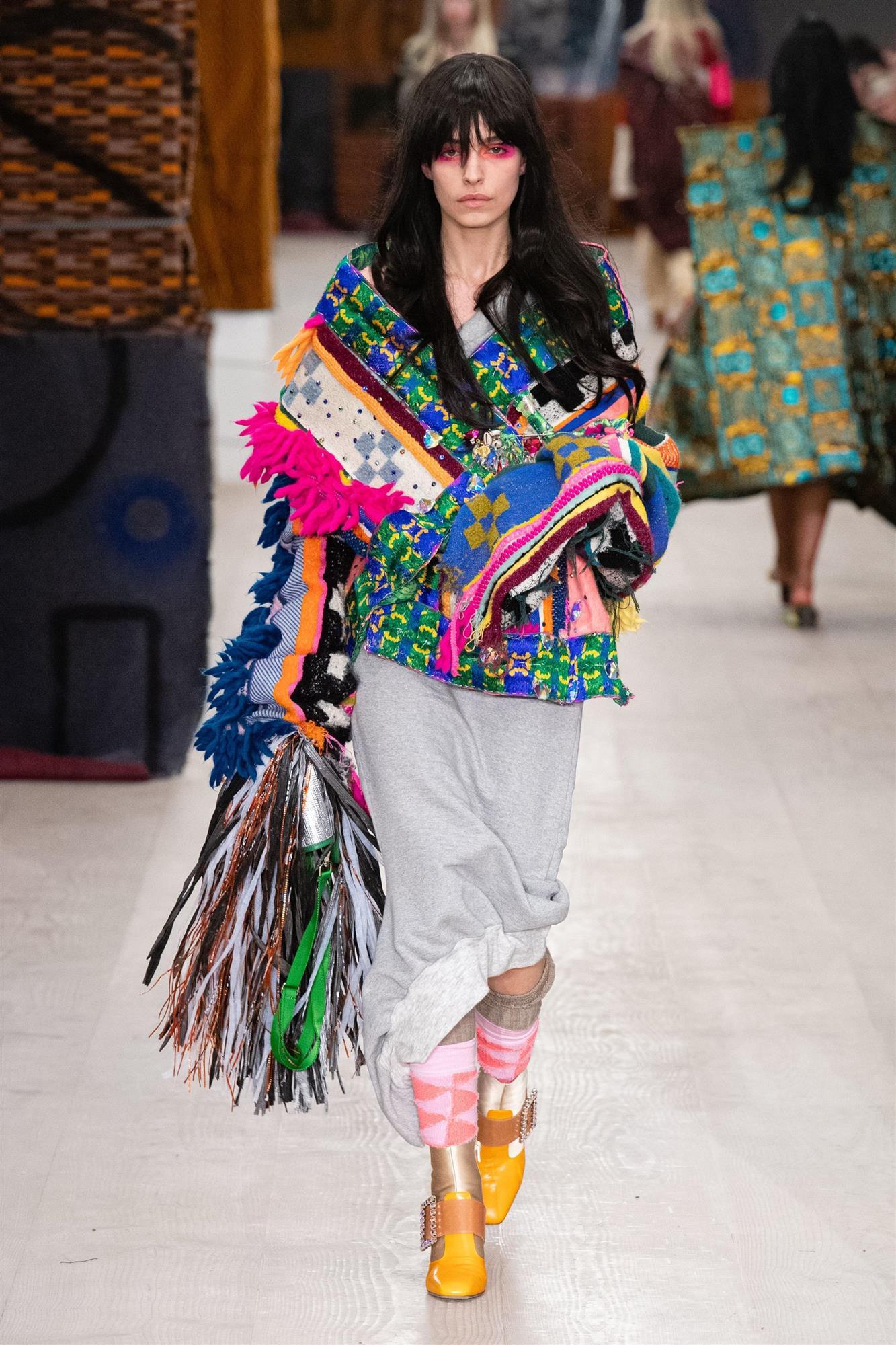 Semana de la moda de Londres, Matty Bovan