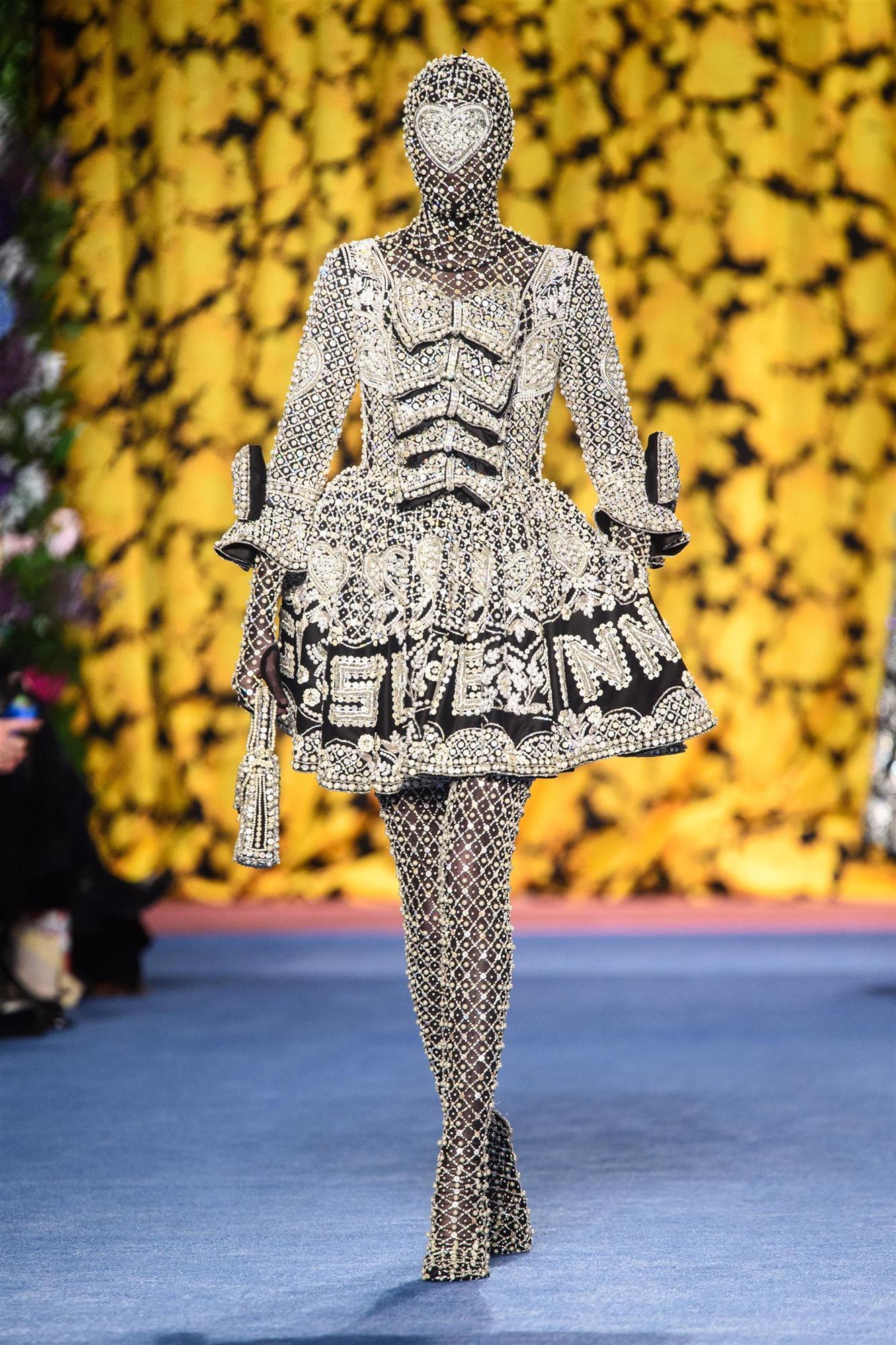 Semana de la moda de Londres, Richard Quinn