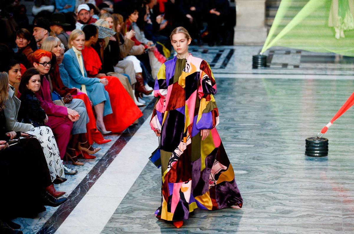 roksanda-semana-londres-moda. Semana de la moda de Londres, Roksanda