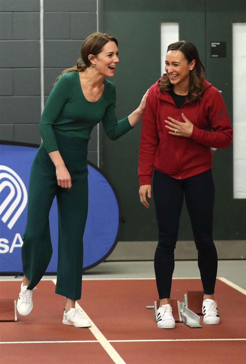 Kate Middleton deporte
