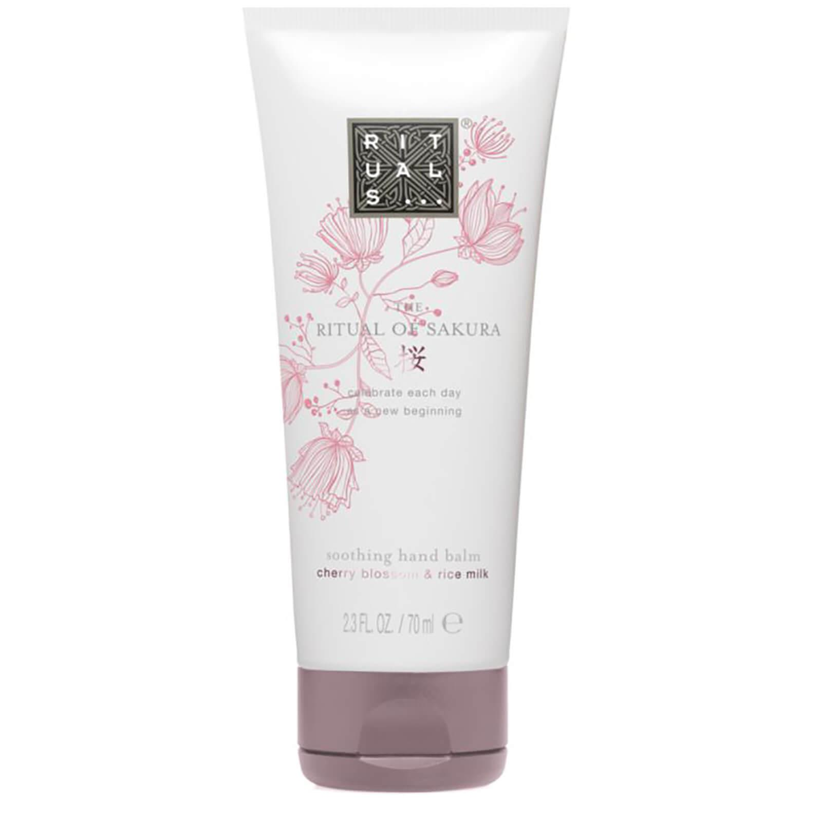 Crema de manos The Ritual of Sakura, de Rituals