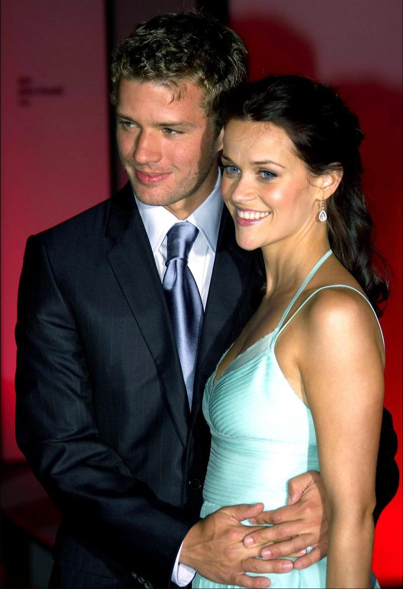 Ryan Phillippe y Reese Witherspoon