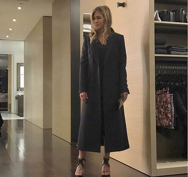 jennifer aniston instagram confinamiento