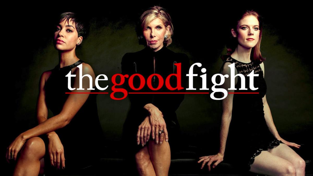 THE GOOD FIGHT (T4)(1). THE GOOD FIGHT (T4)