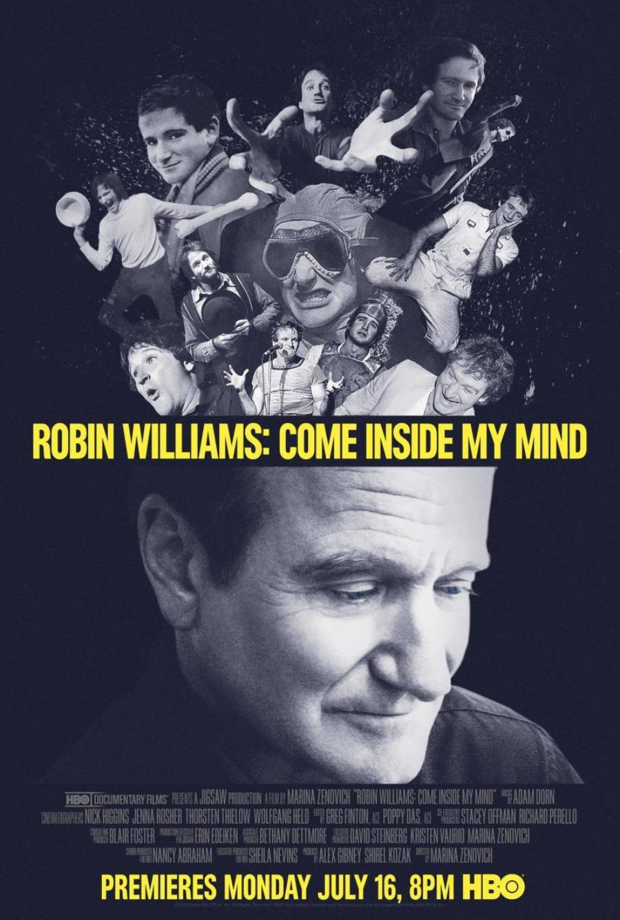 EN LA MENTE DE ROBIN WILLIAMS(1)