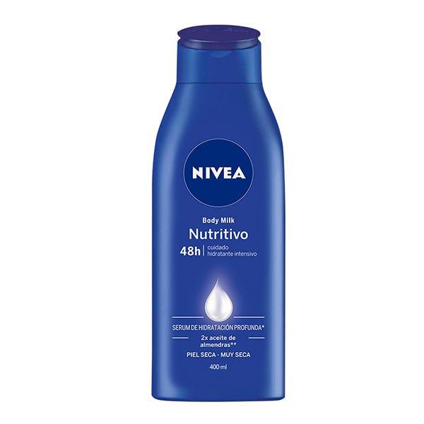 Nivea Body Milk Nutritivo 48 horas
