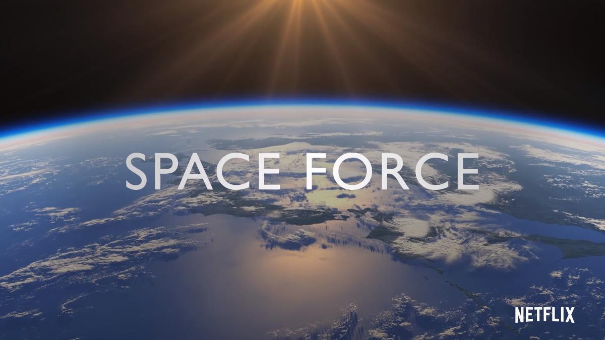 SPACE FORCE (T1)(1). SPACE FORCE (T1)