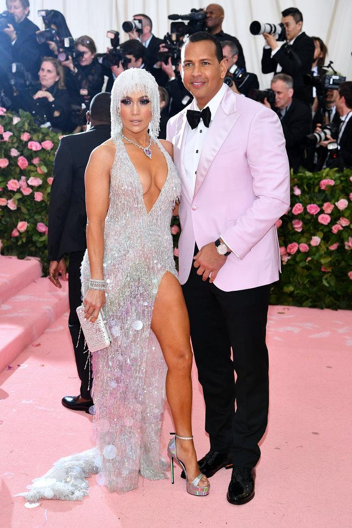 jennifer lopez alex rodriguez met gala 2019 gettyimages