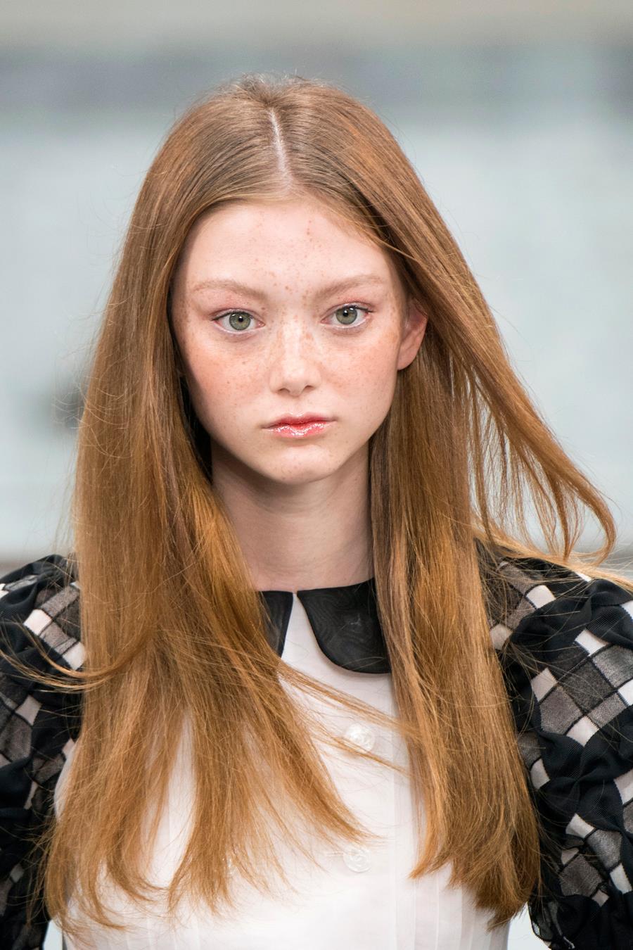 Banging peinados con pelo liso Fotos de estilo de color de pelo - Peinados para el pelo largo (muy fáciles) que están de ...