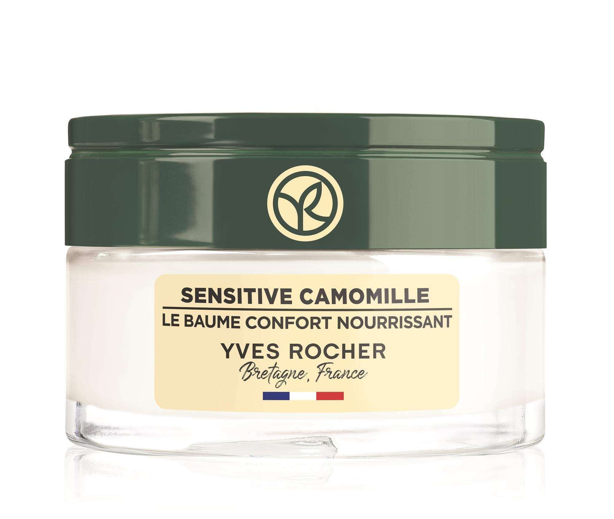 Yves Rocher Sensitive Camomille bálsamo confort