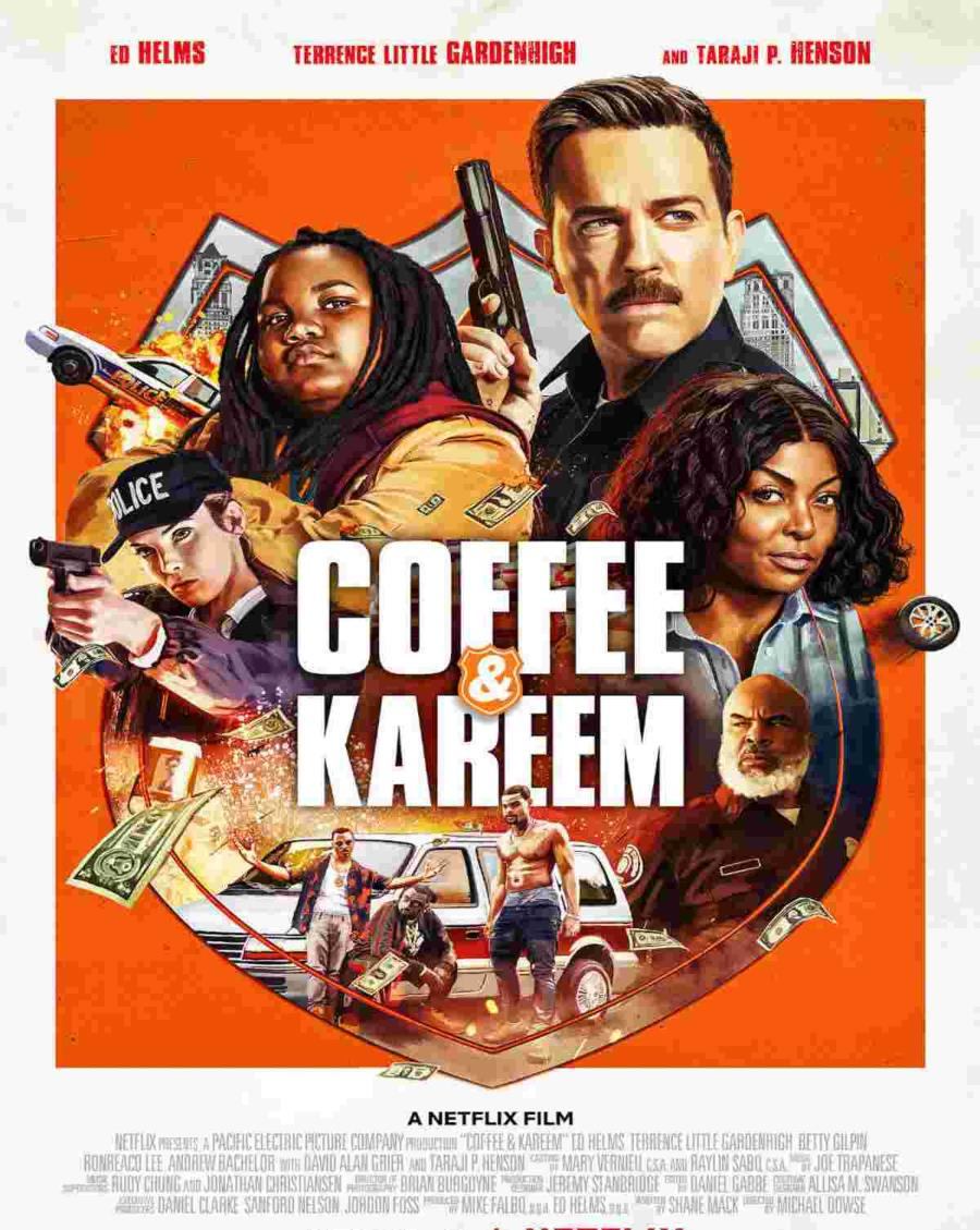 COFFEE AND KAREEM(1). COFFEE AND KAREEM