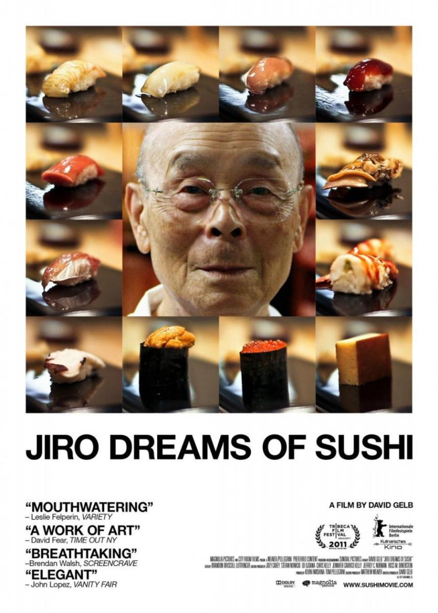 JIRO DREAMS OF SUSHI(1). JIRO DREAMS OF SUSHI