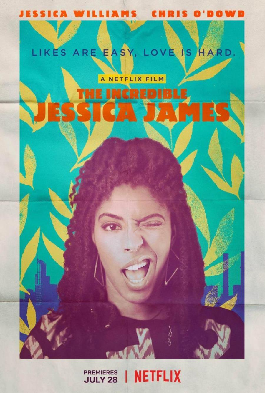 LA INCREIBLE JESSICA JAMES(1). LA INCREIBLE JESSICA JAMES