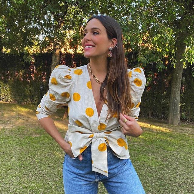 Rocío Osorno estrena el bikini de Zara que sienta GENIAL y potencia el bronceado