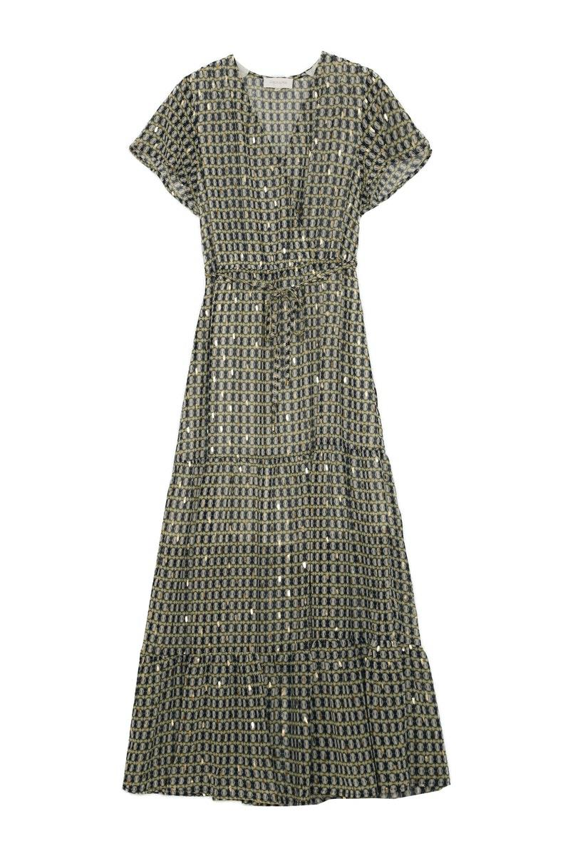 Paula Echevarría nos descubre la firma de moda parisina con los vestidos más bonitos del verano