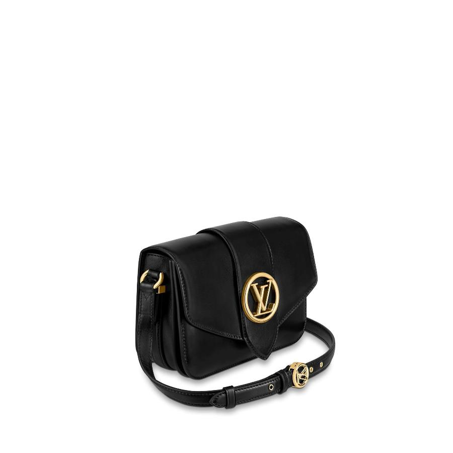 louis vuitton pont 9 negro