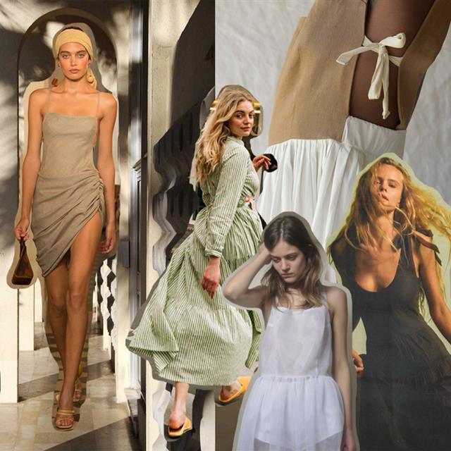 Los vestidos 'made in Spain' con los que soñarás este verano