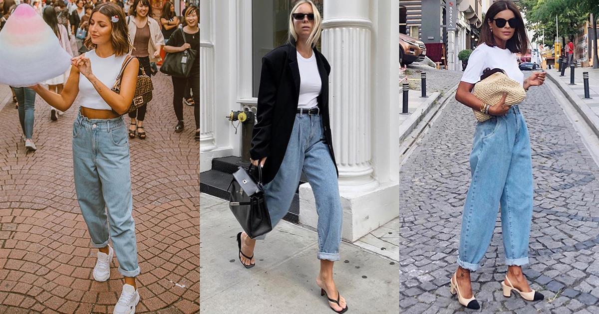 Pantalones Slouchy Look Del Verano 2020 Para Verte Mas Alta Y Delgada
