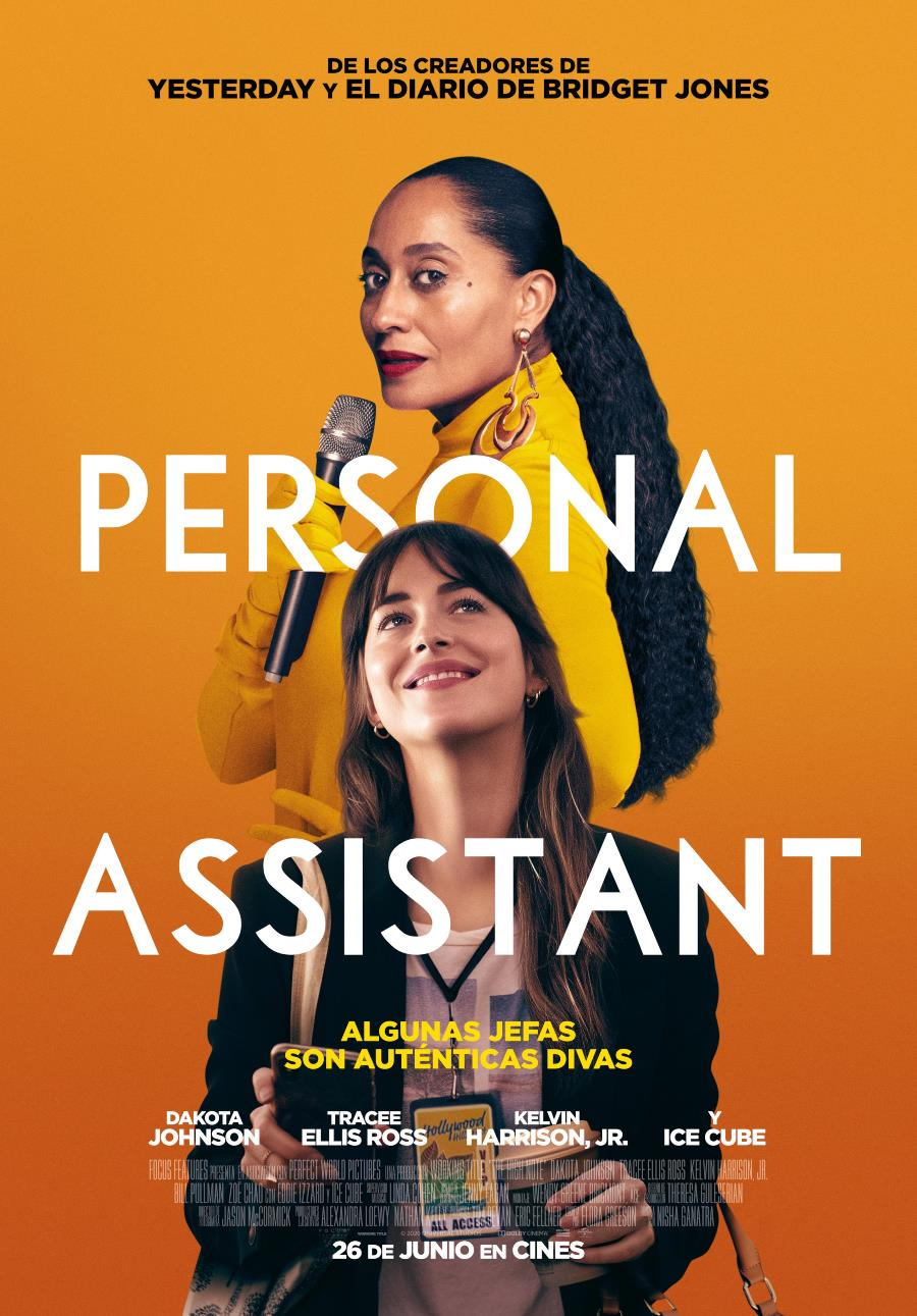 PERSONAL ASSISTANT(1). PERSONAL ASSISTANT