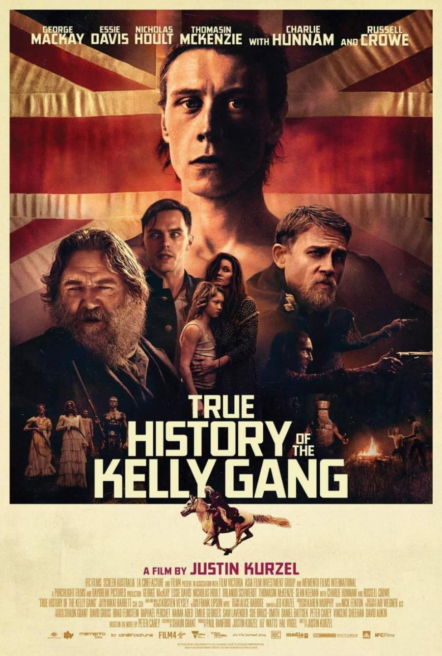 THE KELLY GANG(1). THE KELLY GANG